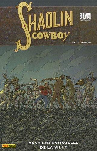 9782809406887: Shaolin Cowboy T03