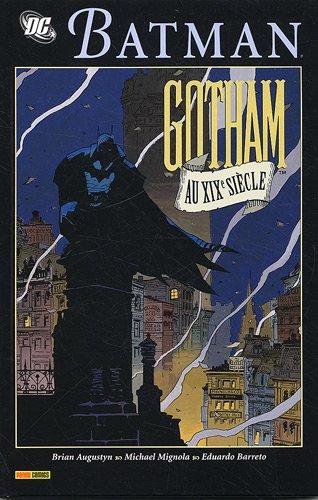 9782809407662: Batman : Gotham au XIXe siècle