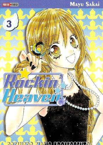 9782809407938: Rockin Heaven Vol.3