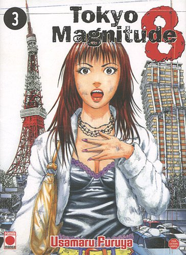 9782809408034: Tokyo Magnitude 8, Tome 3 (French Edition)