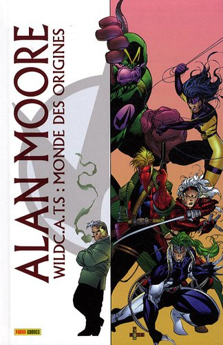wildcats t.1 (9782809408553) by ALAN MOORE