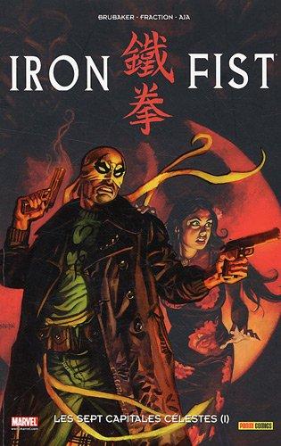 9782809408904: Iron Fist, Tome 2 : Les sept capitales célestes (1)