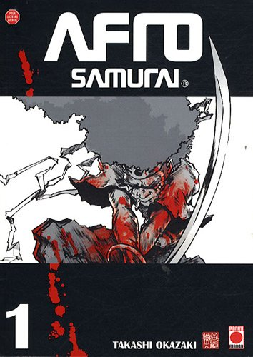 9782809409765: Afro samurai