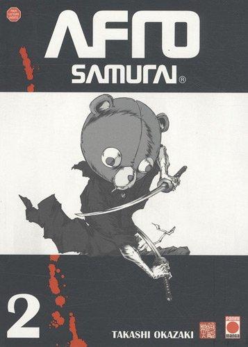 9782809409772: Afro samurai