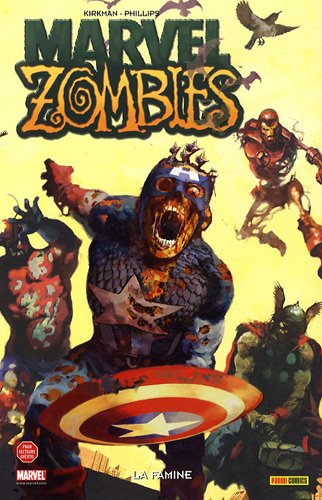 9782809409864: Best Of - Marvel Zombies, Tome 1 : La famine