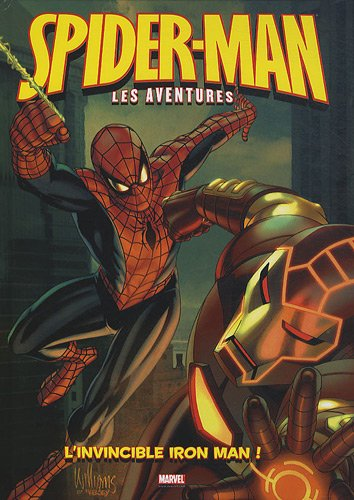 9782809410129: Spider-Man, Tome 5 : l invincible iron man ! : Avec un poster géant