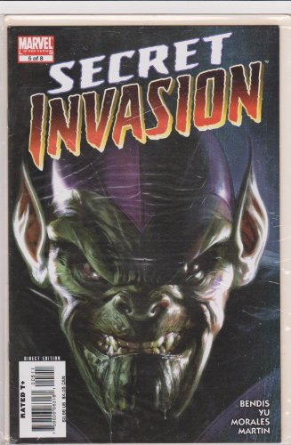 9782809410327: Secret Invasion 8