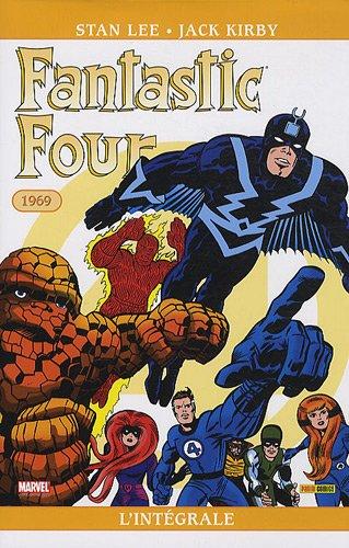 9782809410914: Fantastic Four l'Int�grale, Tome 8 :