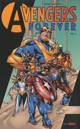 9782809413397: Avengers Forever T01