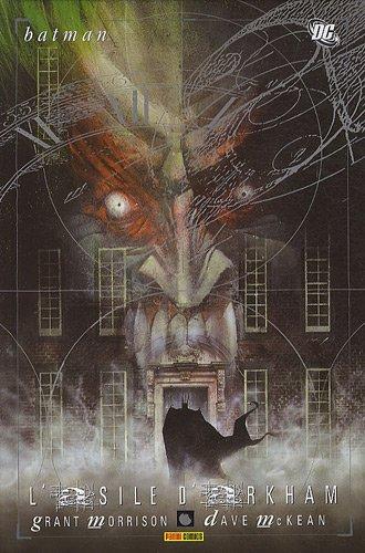 9782809413441: Batman : L'asile d'Arkham