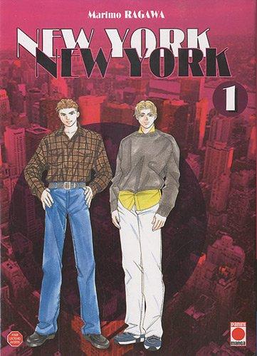 9782809413670: New York, New York, Tome 1 : (Panini Manga)