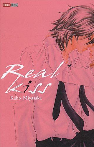 9782809413779: Real Kiss (PAN.SHOJO)