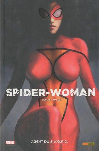 9782809413861: Spieder-Woman