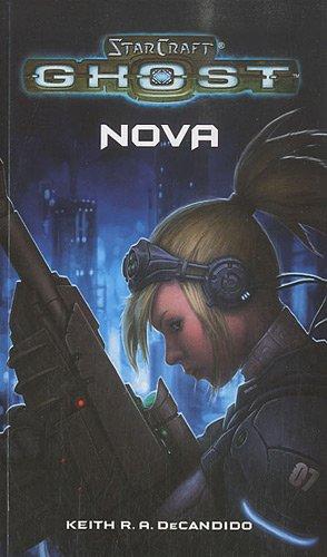 STARCRAFT: GHOST NOVA (PA.BLIZZARD) (9782809414721) by GOLDEN-C