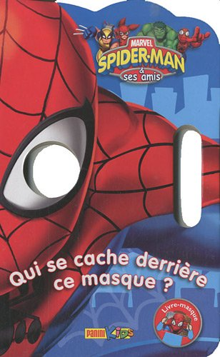 9782809415087: Livre masque Spider-man & ses amis