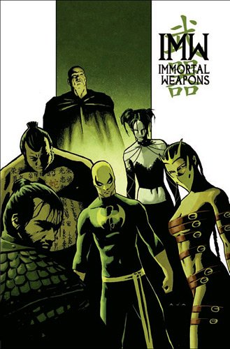 9782809417906: Iron Fist, Tome 6 : Les armes immortelles