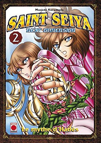 9782809418248: Saint Seiya Next Dimension - Le myth d'Hades Vol.2