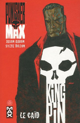 """Punisher Max, Tome 1: Le ca\""""id (2809418861) by Jason Aaron, Steve Dillon"""