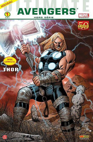 9782809419740: Ultimate Avengers, Hors-série, tome 1 :