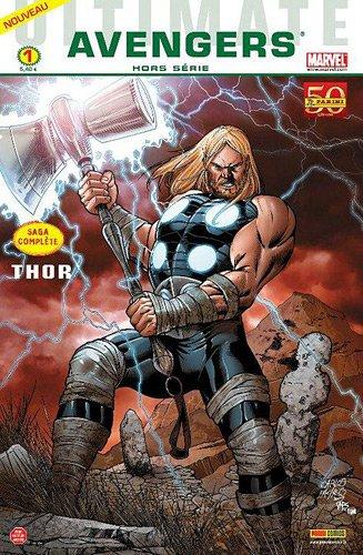9782809419740: Ultimate Avengers, Hors-s�rie n�1 : Thor