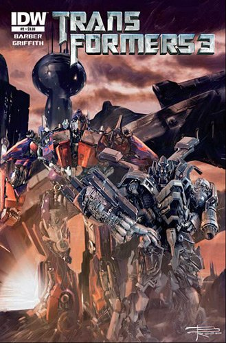 9782809419900: Transformers 3, Tome 1 (French Edition)