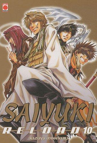 9782809420548: Saiyuki Reload, tome 10