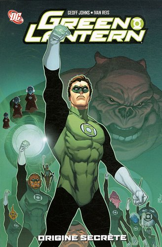 9782809421040: Green Lantern, Tome 1 : Origine secrète (America's Best Comics)