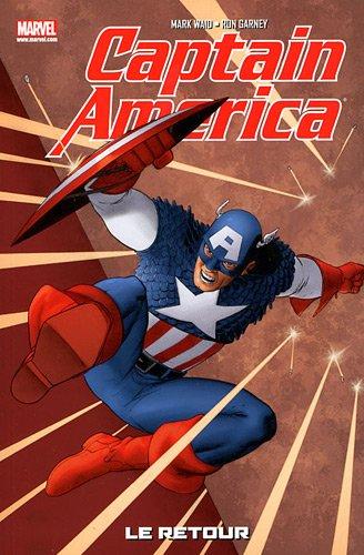 9782809421064: Captain America T01