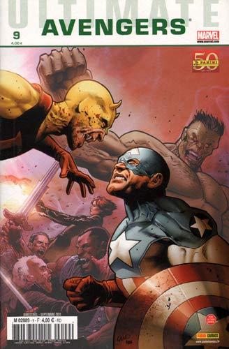 9782809422085: Ultimate avengers 9