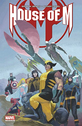 9782809422337: house of m (PAN.MARVEL SEL.)