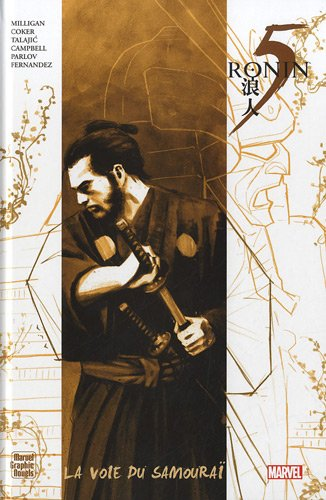 9782809423525: Cinq ronin : La voie du samouraï