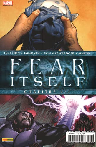 9782809423891: fear itself t.4