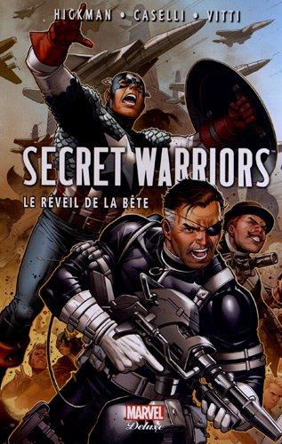 9782809424133: Secret Warriors, Tome 2 : Le reveil de la bête