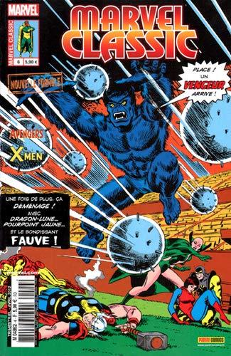 9782809425512: Marvel classic 6 : le fauve