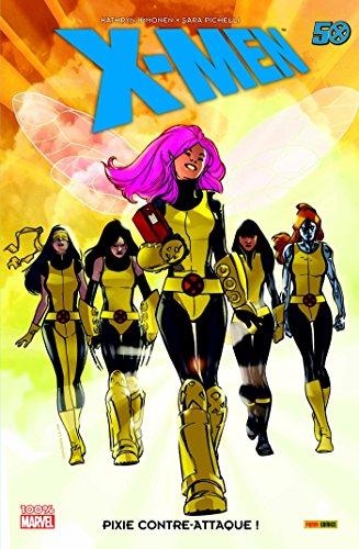 9782809428483: X-Men Pixie Strikes Back