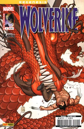 9782809428933: Wolverine 2012 004