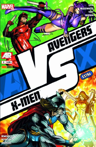 9782809429664: Avengers VS X-men extra 3