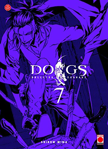 DOGS BULLETS & CARNAGE T.07: MIWA SHIROW