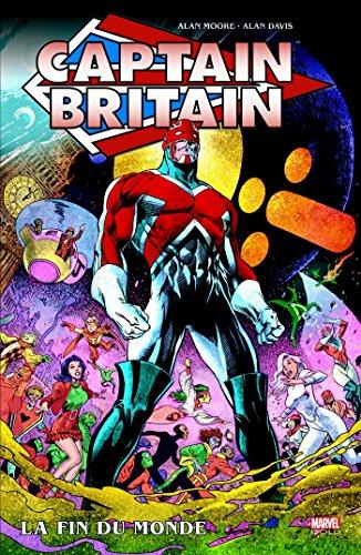 9782809430141: Captain Britain : La fin du monde