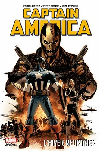 9782809430776: Captain America : L'hiver meurtrier