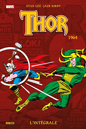 9782809430820: Thor l'Intégrale : 1964