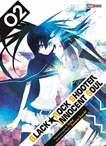 9782809431919: Black Rock Shooter Innocent Soul, Tome 2 :