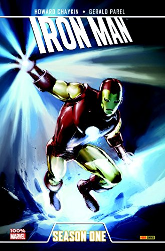 9782809432480: IRON-MAN SEASON ONE