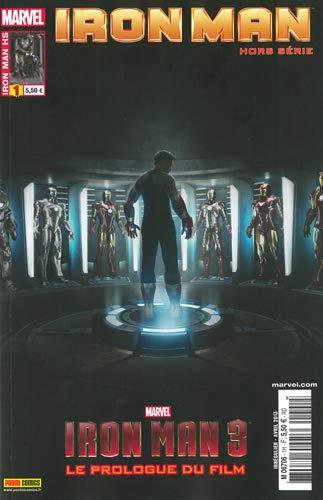 9782809432657: Iron Man 2012 hs 001