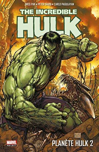 9782809432992: Planète Hulk t02