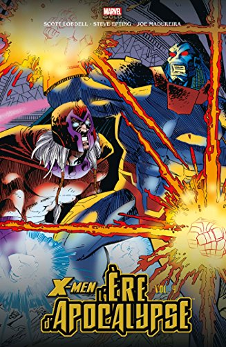 9782809434361: X-Men : l'Ere d'Apocalypse, Tome 4 :