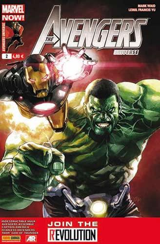 9782809435238: Avengers universe 002