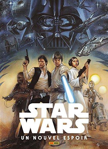 9782809436228: Star Wars épisode IV : un nouvel espoir (PAN.100% ST.WAR)