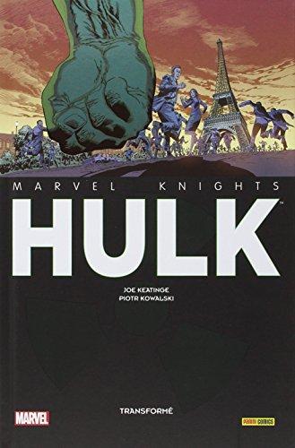 9782809436266: MARVEL KNIGHTS HULK