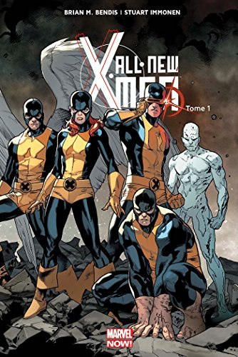 9782809436297: All New X-Men tome 1